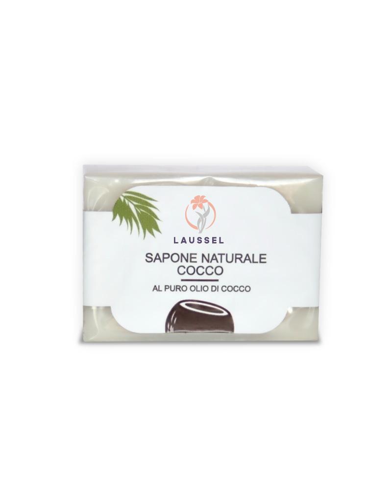 Sapone Naturale al Cocco - Laussel