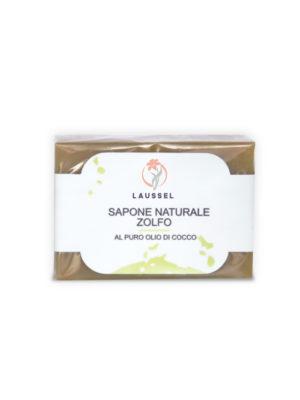 Sapone Naturale Zolfo - Laussel
